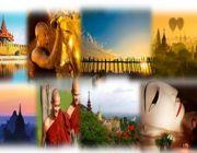 MYANMAR MANDALAY AMORNPURA PUKAM 4D 3N FD
