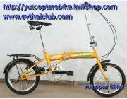 """จักรยานพับ รุ่น Move Metro 16"""""""
