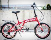 """จักรยานพับ รุ่น Move Smart 20"""" ปี2016"""