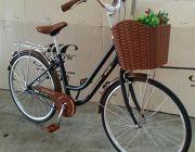 จักรยานแม่บ้านวินเทจ รุ่น Vintage Retro