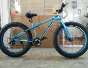 """จักรยานแฟตไบค์ล้อโต Snow Leopard 26"""""""