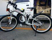 จักรยานเสือภูเขาไฟฟ้า-พับได้ Shuangye รุ่น A9