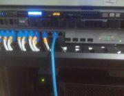 เดินสายแลน ระบบโทรศัพท์ Internet&Wifi Access Control Fiber Optic
