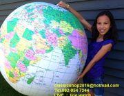 ลูกโลกจัมโบ้ ขนาด 29 นิ้ว เสริมสร้างแนวคิดภูมิศาสตร์ . กับลูกโลกจัมโบ้ที่ช่วย