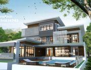 บริการรับออกแบบบ้านสไตล์โมเดิร์นรีสอร์ทสำนักงาน และอาคารทุกประเภท