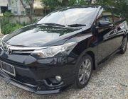 Toyota New Vios ปี 57 หรือ 2013 สีดำ เป็นรุ่น S รุ่นท็อปสุด