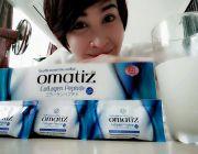 LS Omatiz โอเมทิซ คอลลาเจน เพียว100% ดื่มแล้วหน้าเด็ก หน้าเด้ง ผิวขาวใส