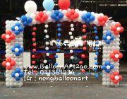 ร้านลูกโป่ง Balloon Art บริการส่งช่อลูกโป่ง และตกแต่งสถานที่ด้วยลูกโป่งสวยๆ