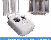 DJI Phantom 3 Inspire 1 Controller foldable Antenna Signal Extender White
