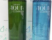 Aqua Cleanser ล้างเครื่องสำอาง ทำความสะอาดผิวหน้า เพียงขั้นตอนเดียว