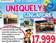 UNIQUELY SINGAPORE 3D2N