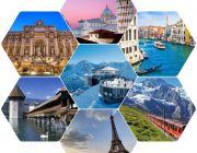 อิตาลี - สวิตเซอร์แลนด์ - ฝรั่งเศส 9 วัน 6 คืน