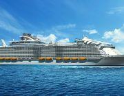 ทัวร์เรือสำราญ Harmony of the Seas สเปน-หมู่เกาะแบลีแอริก-ฝรั่งเศส-อิตาลี