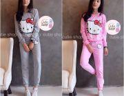 เสื้อและกางเกงขายาว Kiity สุดน่ารัก by Candy POP