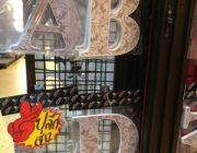 อักษรพลาสติก อักษรโลหะ อักษรเหล็กซิงค์ ป้ายอักษรหน้าร้าน ป้ายทุกชนิด
