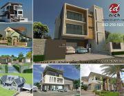 ID-Arch บริการออกแบบบ้านและอาคารทุกประเภท ตกแต่งภายใน