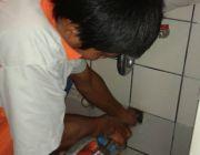 แก้ไขท่ออุดตัน ส้วมตัน พื้นตัน อ่างล้างจานตัน