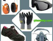 อุปกรณ์เซฟตี้ Safety รองเท้าเซฟตี้ ถุงมือ