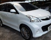 TOYOTA AVANZA 1.5 S ปี13AT