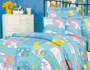 ผ้าปูที่นอน ชินนาม่อน จากซาริโอ่