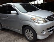 TOYOTA AVANZA 1.5 S ปี10AT