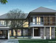 รับสร้างบ้าน แบบบ้านสองชั้น 4 ห้อง 6 ห้อง RE-H2-505.505