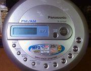 CD Walkman Panasonic SL-SV550 มือสอง