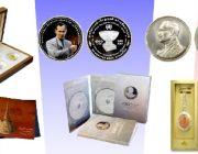 """จัดแสดงนิทรรศการและจำหน่ายผลิตภัณฑ์เหรียญในงาน """"รักชาติ เฟสติวัล 2"""""""