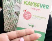 KAYBEVER Collagen เคย์บีเวอร์ คอลลาเจน คอลลาเจนเพียวอัดเม็ดดีที่สุดจากญี่ปุ่น