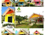 ชอบสีไหน เลือกได้เลย บ้านพักสไตล์ลูกกวาด มากสีหลากสัน  เพิ่มความสดใสให้กับคุณ
