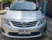 ขายรถ Toyota Altis 1.6G ปี 2013