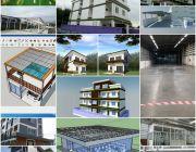 รับออกแบบพร้อมก่อสร้างครบวงจร