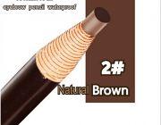 ดินสอเขียนคิ้วดึงเชือกไม่ง้อกบเหลา เนื้อเนียนเขียนง่ายกันน้ำ แทงใหญ่ยาวใช้ได้นาน