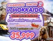 CHARMED SNOW IN HOKKAIDO 5D3N BY HX