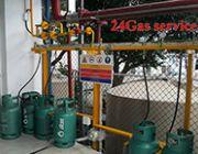 บริการเดินท่อแก๊ส บ้านพักอาศัย