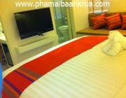 รับผลิตผ้าคาดเตียง โรงงานผลิตผ้าคาดเตียง ผู้ผลิตผ้าคาดเตียง สั่งทำผ้าคาดเตียง