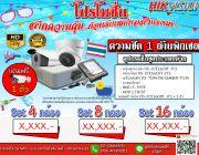 กล้องวงจรปิดอันดับ1ของโลก HIKVISION Thailand รับประกัน3ปี