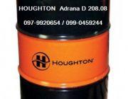 น้ำมันหล่อเย็นประเภทกึ่งสังเคราะห์ Houghton Adrana D 208.08