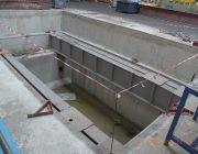รับจ้าง ก่อสร้างรับเหมาก่อสร้าง บ่อ  งานฐานรากเ ครื่องจักร งาน