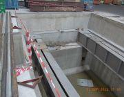 รับออกแบบและรับก่อสร้าง บ่อเครื่องจักร งานฐานราก แท่นวางเครื่องจักร บ่อใต้ดิน