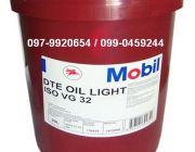Mobil DTE Light DTE Medium DTE Heavy Medium DTE Heavy