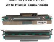 TSC Thermal Print head หัวพิมพ์สำหรับเครื่องพิมพ์บาร์โค้ดรุ่น TTP-245  TTP-247