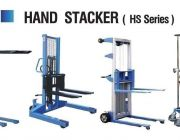 Hand Stackers Manual