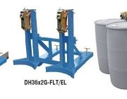 Drum Handling อุปกรณ์เสริมงารถโฟล์ทลิฟท์สำหรับยกถัง